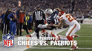 Video Tom Brady Uses His Legs to Get the TD! | Chiefs vs. Patriots | NFL MP3, 3GP, MP4, WEBM, AVI, FLV November 2017