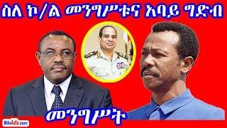 [የመንግሥት አቋም] ዚምባቡዌ ፤ ኮ/ል መንግሥቱ ፤ በአባይ ግድብ ፤ የግብፁ አል ሲሲ Ethiopia Zimbabwe Egypt Abay Dam - VOA