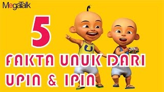 Video 5 fakta menarik upin & ipin MP3, 3GP, MP4, WEBM, AVI, FLV Desember 2017