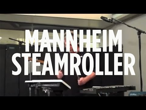 """Mannheim Steamroller """"Deck The Halls"""" // SiriusXM"""