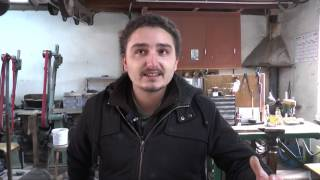 Adrien Giovaninetti, coutelier