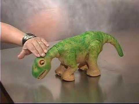 Pleo Robotic Dinosaur