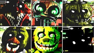 One Night at Freddy's 3 jumpscares all!!!. Watch more FNAF here: https://www.youtube.com/watch?v=cTJxFuhNSEIPLAY ONAF HERE: http://gamejolt.com/games/ONAF_3/256007❤ Help IULITM reach 2,000,000 Subscribers! ➥ http://bit.ly/IULITMFNAF jumpscares, Five Nights at Freddy's, Plants vs Zombies, Bendy and the Ink Machine is what you will find on my let's play gaming channel. Looking for scares, zombies and animatronic teddy bears then you are in the right place. All the games from Sister Location to Arcade and of course Gargantuar from Plants vs Zombies. Don't forget to check out my brother's channel http://bit.ly/maryogamesPlease Subscribe: http://bit.ly/IULITMOfficial Site: http://www.scottgames.comFNAF Channel: https://www.youtube.com/user/animdude❤ GOD BLESS YOU ❤
