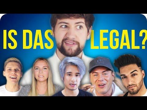 YouTube: Gefakte Gewinnspiele - Verfahren gegen YouTu ...