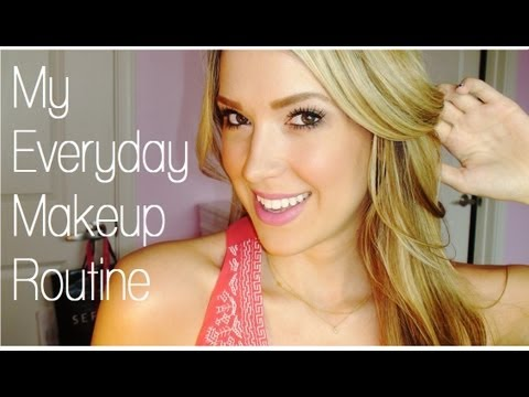 ♥ My Everyday Makeup Routine!!!