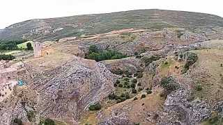 Soria Spain  city photos : Caracena from a drone, Soria, Castilla y León (Spain)