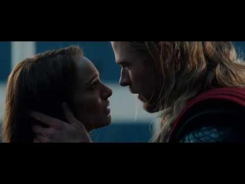 Thor: The Dark World: Thor and Jane meet again