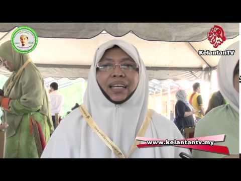 PRK P.091 Rompin: Pilih Calon PAS Tanda Tidak Setuju GST- Hjh Nuridah Mohd Salleh