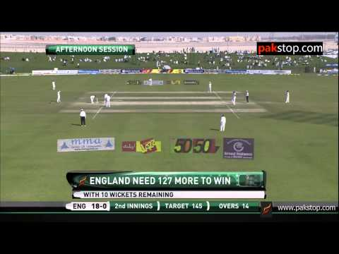 zardarixp6 - www.pakstop.com - England suffered one of their most disastrous batting collapses in Test history as they disintegrated against Pakistan's spinners to lose t...
