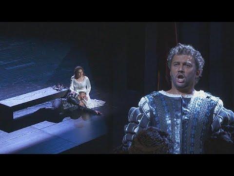 Ο Γιόνας Κάουφμαν ερμηνεύει Οθέλλο στη Βασιλική Όπερα του Λονδίνου – musica