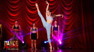 The Dance Awards Orlando 2019 - Teen Female Dance Off