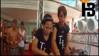The HouseBros - Live @ Ocean Beach Club, Ibiza,Spain [Part 1]