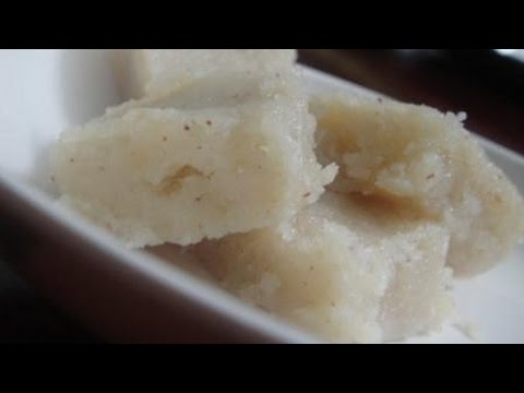 how to make barfi at home in tamil