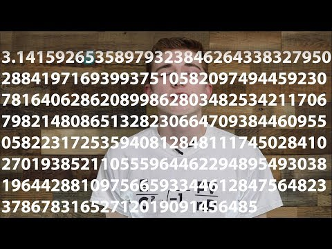 14 Year Old Memorizes 256 Digits of Pi!