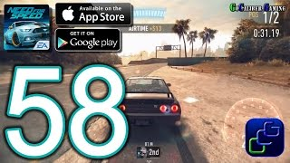 NEED FOR SPEED No Limits Android iOS Walkthrough - Part 58 - Car Series: Ichi Nissan Chapter 3, EA Games, video games