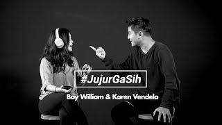 Video #JujurGaSih Eps. 1 - Boy William Hampir Gajadi Pacaran Sama Karen!? MP3, 3GP, MP4, WEBM, AVI, FLV Oktober 2018