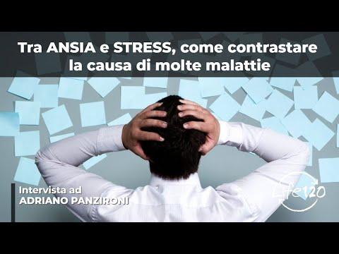 lo stress è la causa di molte malattie moderne: ecco perché!