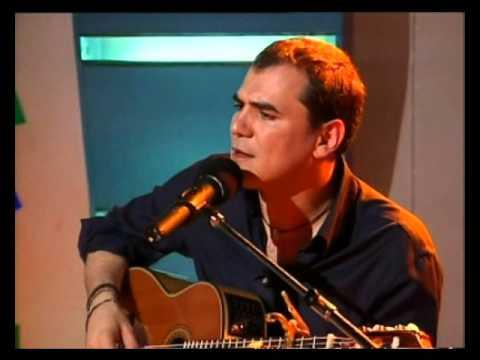 Ismael Serrano video Acústico - Estudio CM 2003
