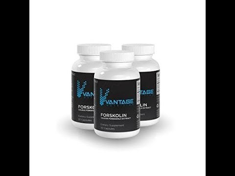 Vantage Forskolin - Best Natural Weight Loss Dietary Supplement, Metabolism Booster, Pure Coleus Fo
