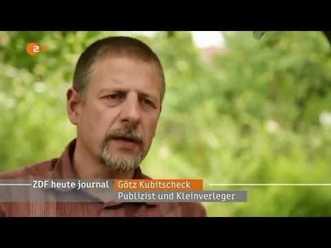 Identitäre: Götz Kubitschek, Martin Sellner und die Identitäre Bewegung im heute journal vom 23.08.2016