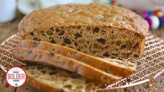 Traditional Irish Barmbrack by Gemma's Bigger Bolder Baking