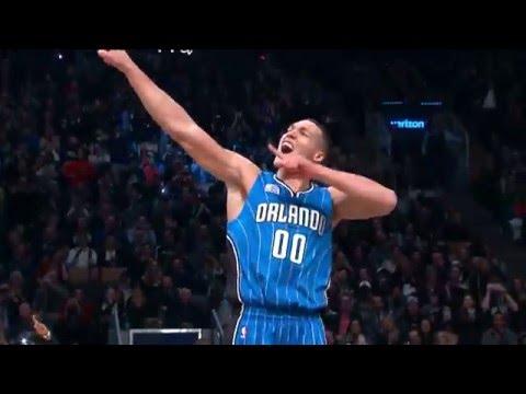 Zach LaVine vs. Aaron Gordon in the NBA Dunk Contest was NUTS