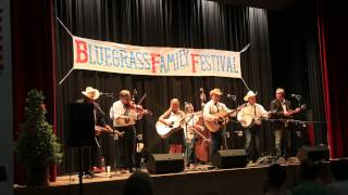 Bluegrass Family - No More To Leave You Behind