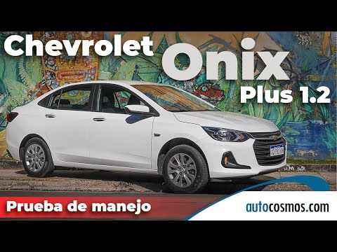 Test Chevrolet Onix Plus 1.2L