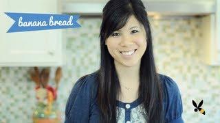 Banana Bread Recipe - Honeysuckle Catering