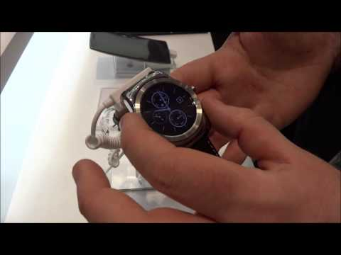LG Urbane Watch, video anteprima dal MWC 2015