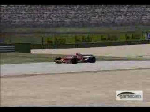 Presentación en el equipo Toyota F1
