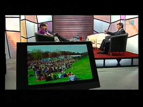 Kothencz János az MTV Nappali műsorában - 2010.09.24.