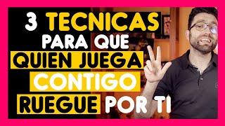 Video 3 TÉCNICAS PARA QUE QUIEN JUEGA CONTIGO CAMBIE Y RUEGUE POR TU AMOR MP3, 3GP, MP4, WEBM, AVI, FLV September 2019