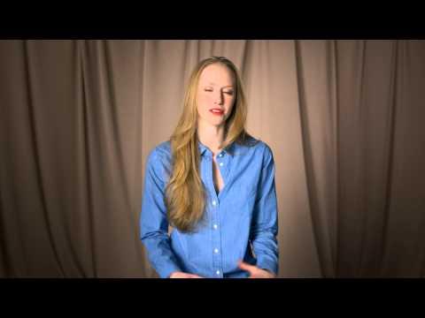 NYC Ballet Screen Test: Teresa Reichlen