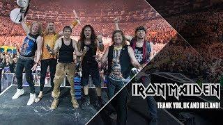 Thanks for a great tour everyone!Subscribe to Iron Maiden on YouTube: http://po.st/gfSFz3Follow Iron Maiden online:Official Site: http://ironmaiden.com/Facebook: https://www.facebook.com/ironmaidenTwitter: http://twitter.com/ironmaidenInstagram: https://instagram.com/ironmaiden/Spotify: https://open.spotify.com/artist/6mdiAmATAx73kdxrNrnlaoApple Music: https://itun.es/gb/nzfc