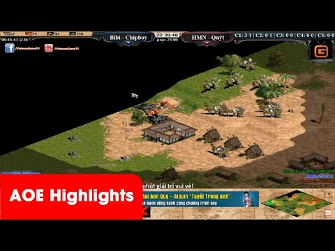 AOE HighLights - Đỉnh cao của sự lầy lội