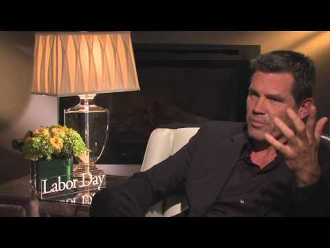 Labor Day: Josh Brolin Official Movie Interview