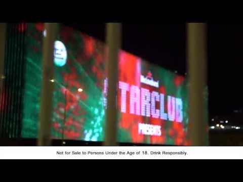 Heineken Commercial for Heineken StarClub (2013 - 2014) (Television Commercial)