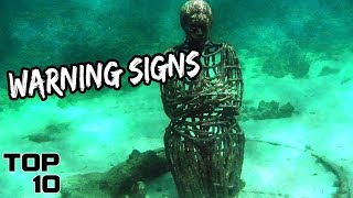 Video Top 10 Scary Objects Found In The Deep Sea MP3, 3GP, MP4, WEBM, AVI, FLV Juli 2019