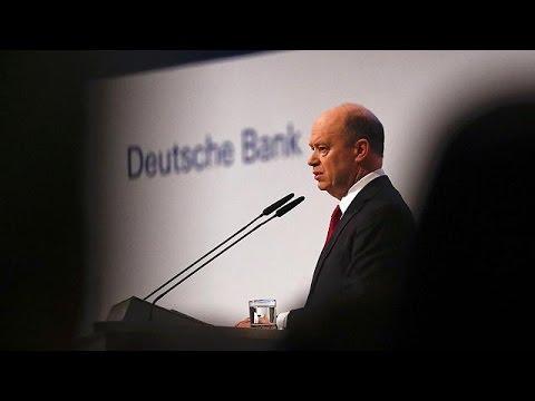 Κοντά στα «σκουπίδια» η Deutsche Bank – economy