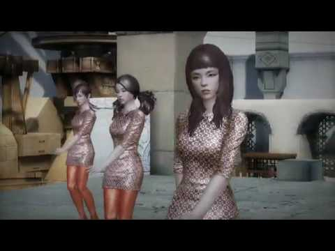 kabul girls dance. AION 2.0 - Wonder Girls 2