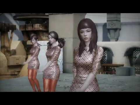 kabul girls dance. AION 2.0 - Wonder Girls 2