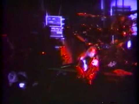 Sacrifice (CANADA) Live Michigan Deathfest I 8/11/90 August 1990 Jackson, MI. thrash metal online metal music video by SACRIFICE