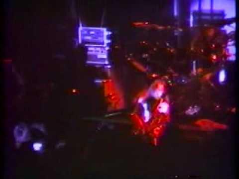 Sacrifice (CANADA) Live Michigan Deathfest I 8/11/90 August 1990 Jackson, MI. thrash metal online metal music video by SACRIFICE