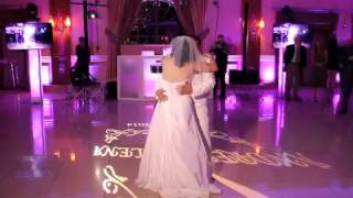 Spanish wedding DJ - iPad Video