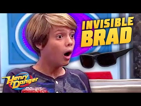 Henry Meets Invisible Brad… I Think 🤔 | Henry Danger