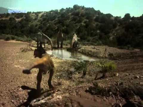 Reino de dinosaurios ep 2 El oasis parte 2