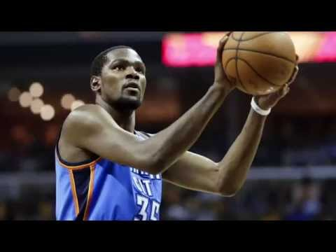 Kevin Durant Wins First Career MVP Award