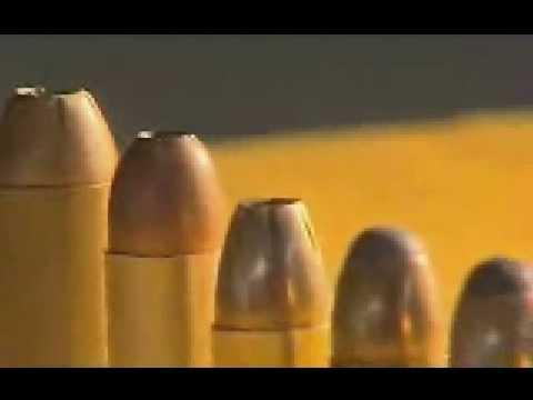 Expanding Bullets - Munição de Ponta Oca -