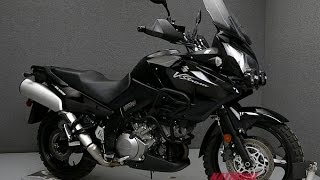 10. 2009 SUZUKI DL1000 VSTROM 1000  - National Powersports Distributors